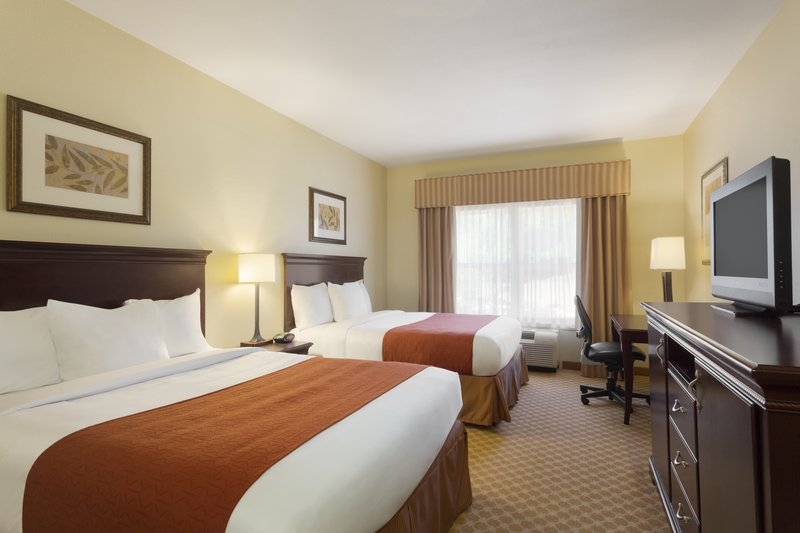 Country Inn, Suites, and Pineville Convention Center