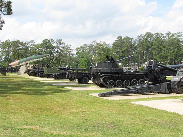 Louisiana Maneuvers & Military Museum