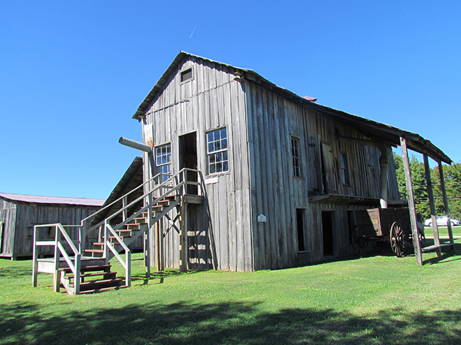 Frogmore Cotton Plantation & Gins