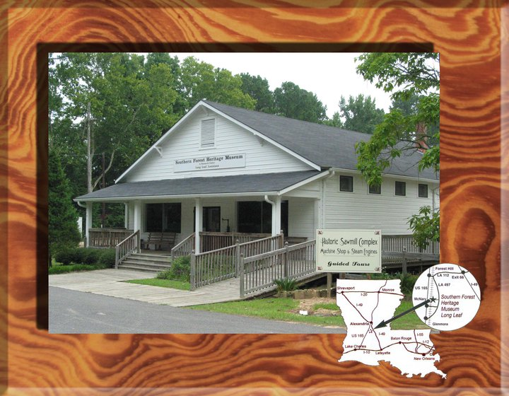 Southern Forest Heritage Museum & Research Center