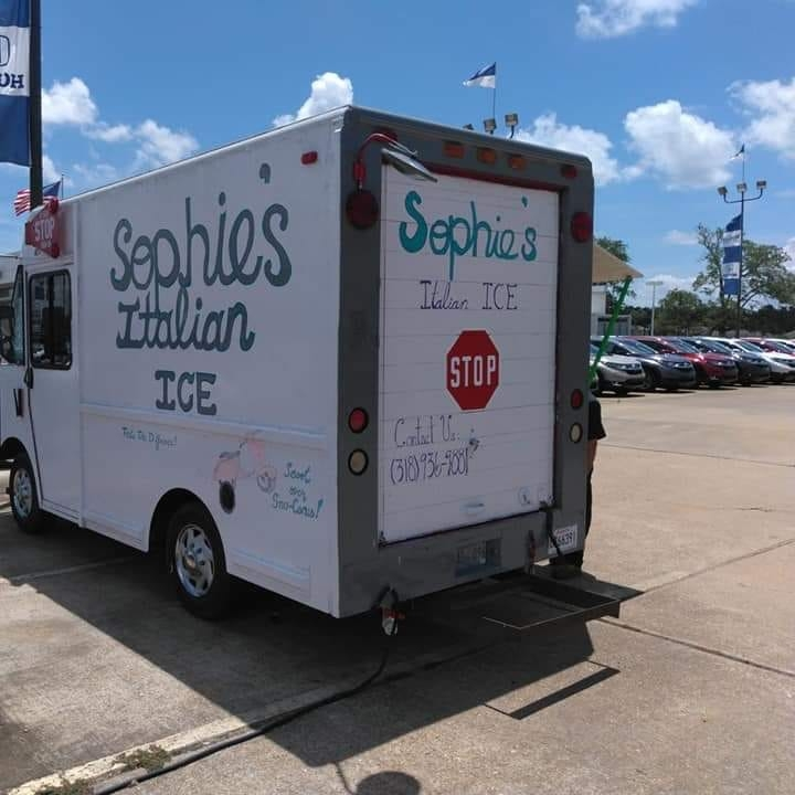 Sophie's Italian Ice South (Food Truck)
